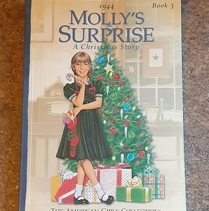 "American Girl Other - American Girl ""Molly's Surprise"" Children's Softco"